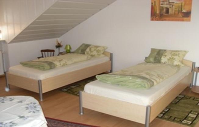 Schlafzimmer Monteurwohnung Schweinfurt
