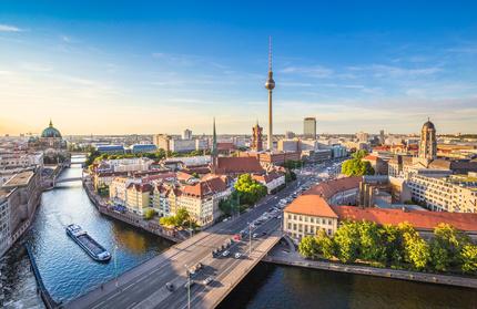 Unterkunft bei Berlin
