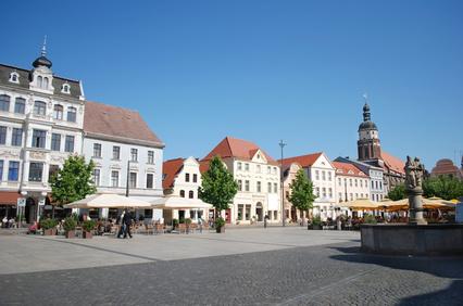 Unterkunft bei Cottbus Alter Marktplatz