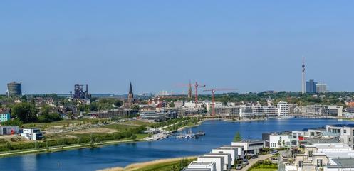 Unterkunft bei Dortmund Phoenixsee