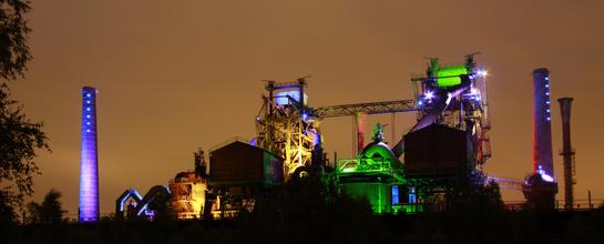 Unterkunft bei Duisburg Industriepark und Hafen