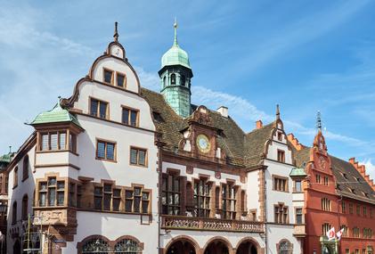 Unterkunft bei Freiburg Altstadt