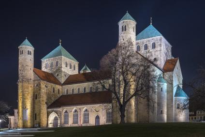 Unterkunft bei Hildesheim St Michaels Kirche
