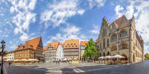 Unterkunft bei Hildesheim Altstadt