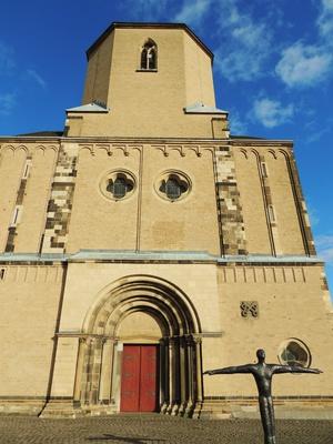 Unterkunft bei Mönchengladbach Abteikirche St Vitus