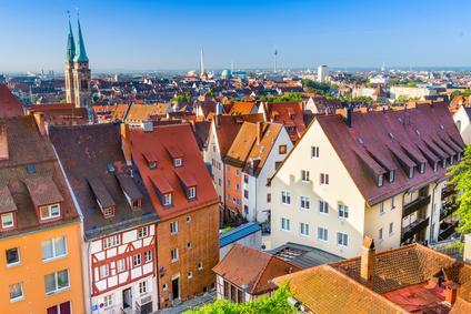 Unterkunft bei Nürnberg Altstadt