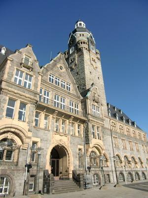 Unterkunft Remscheid Rathaus