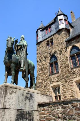 Unterkunft bei Solingen Schloss Burg