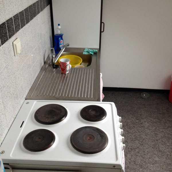 Küche Monteurzimmer Witten