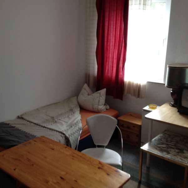 Schlafzimmer Monteurwohnung Witten